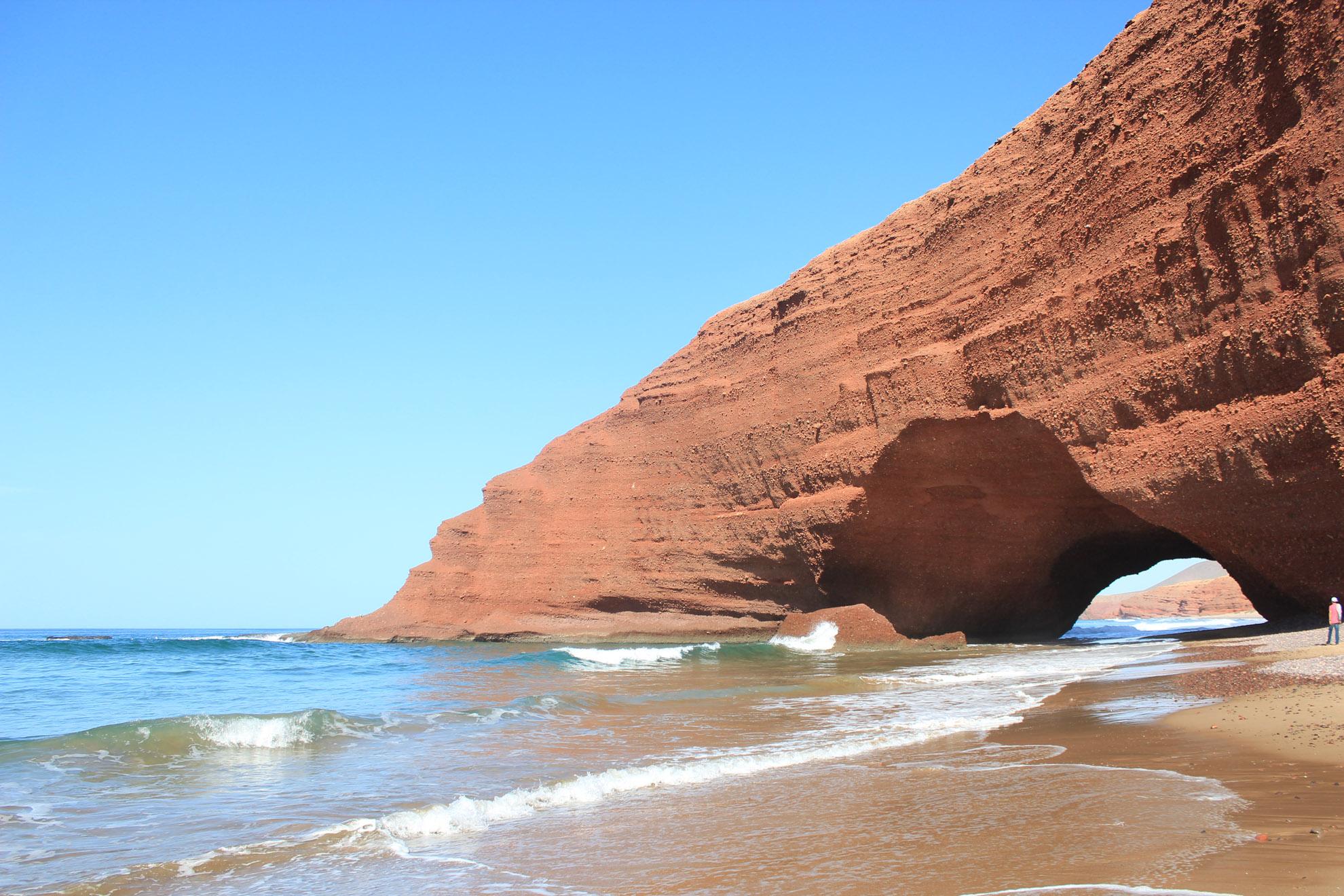Lagzira beach
