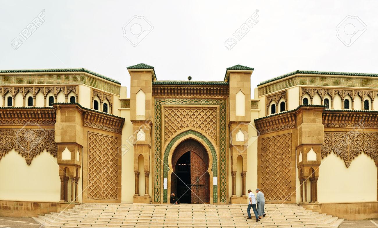 Mosque Mohammed V