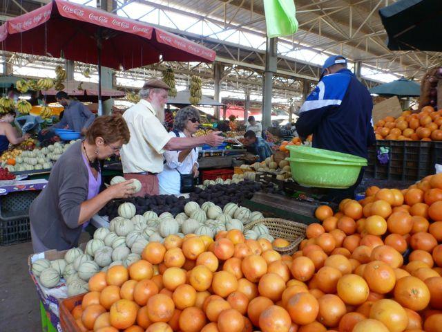 Agadir Central Market
